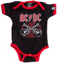 ACDC body baby rock metal Rock n Roll