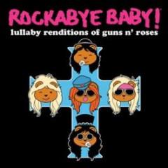 RockabyeBaby CD Guns 'N Roses