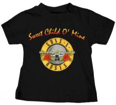 Guns and roses Kinder T-shirt Bullet Sweet Child