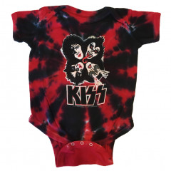 Kiss Baby Body Red