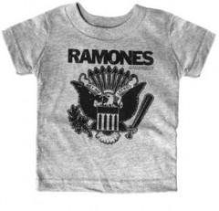 Ramones Kinder T-shirt Gray