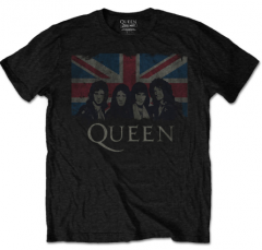 Queen Kids T-Shirt England Fla