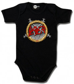 Slayer Baby Body Pentagram (Metal Kinder/Metal Baby collection)