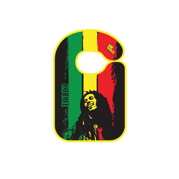 Rock baby Lätzchen Bob Marley One love