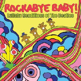 RockabyeBaby CD the Beatles