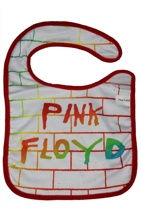 Rock Baby Lätzchen Pink Floyd The Wall