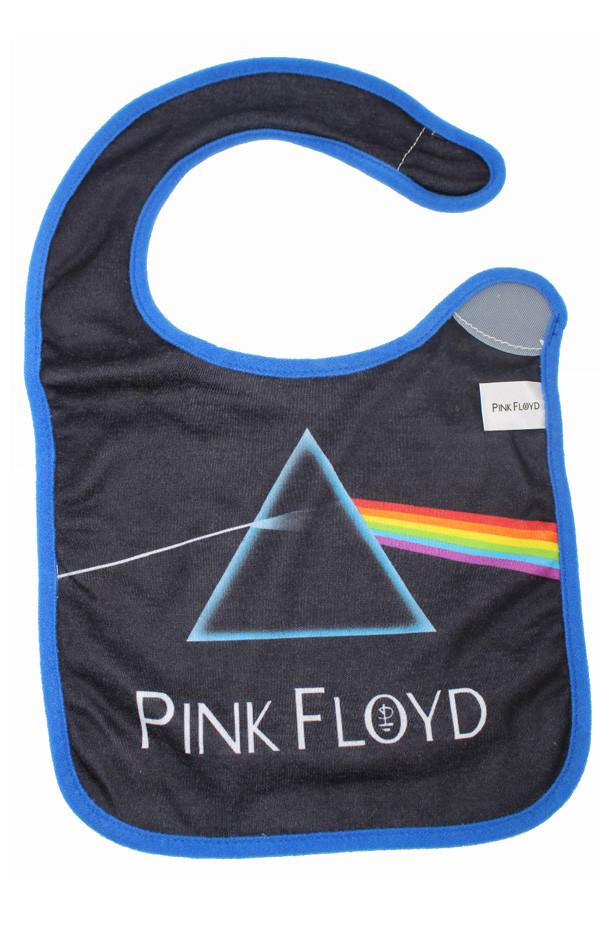 Rock Baby Lätzchen Pink Floyd Dark Side of the Moon