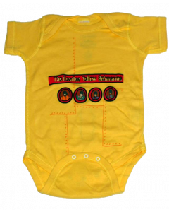 Beatles Baby Body Yellow Submarine