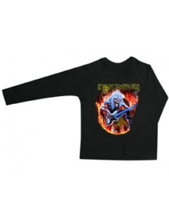Iron Maiden Kinder Longsleeve Shirt