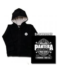 Pantera Stronger than All baby Sweater/Kapuzenjacke (Print On Demand)