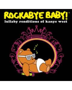 Rockabye Baby CD Kanye West