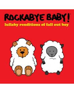 Rockabye Baby CD Fall Out Boy