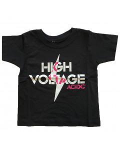 ACDC Kids T-Shirt High Voltage