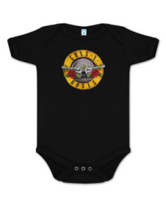 Guns and roses Baby Body Bullet