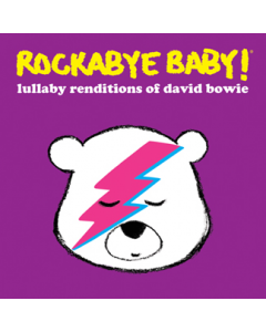 Rockabyebaby David Bowie CD