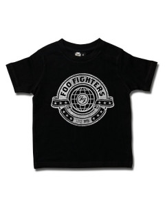Foo Fighters Kinder T-shirt