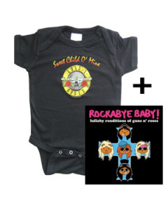 Guns and Roses Body & RockabyeBaby CD
