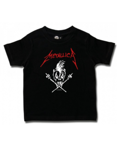 Metallica Kinder T-shirt Scary Guy