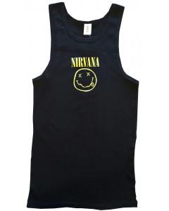 "Nirvana ""Smiley"" Kinder Hemd"