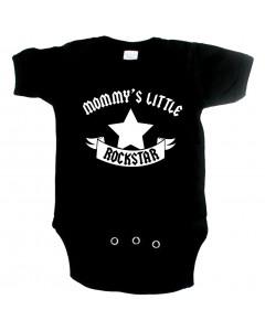 Rock Baby Strampler Mommy's little