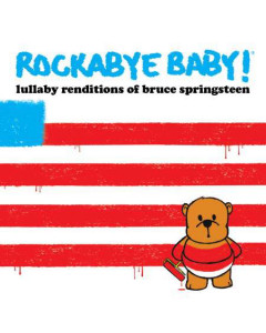 Rockabyebaby Bruce Springsteen CD