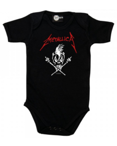 Metallica Baby Body Scary Guy| Metallica baby merchandise