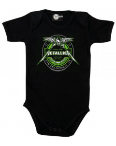 Metallica Baby Body Seek and Destroy | Metallica baby merchandise