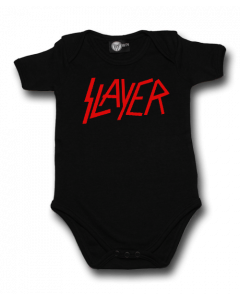 Slayer Baby Body Logo Slayer