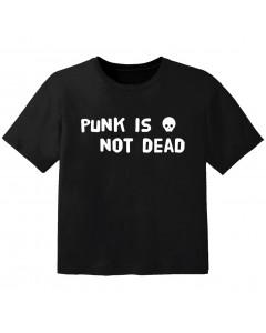Punk Baby Shirt Punk is not dead