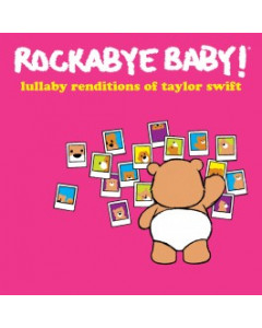 Rockabyebaby Taylor Swift CD