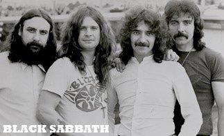 Black Sabbath rock baby kleidung