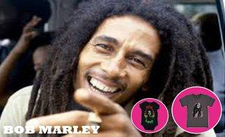 Bob Marley rock baby kleidung