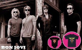 Bon Jovi rock baby kleidung