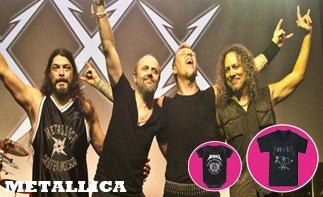 Metallica rock baby kleidung