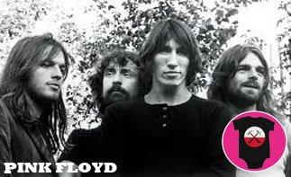 Pink Floyd rock baby kleidung