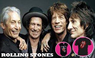 Rolling Stones rock baby kleidung