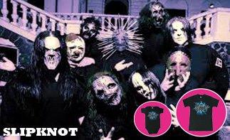 Slipknot rock baby kleidung
