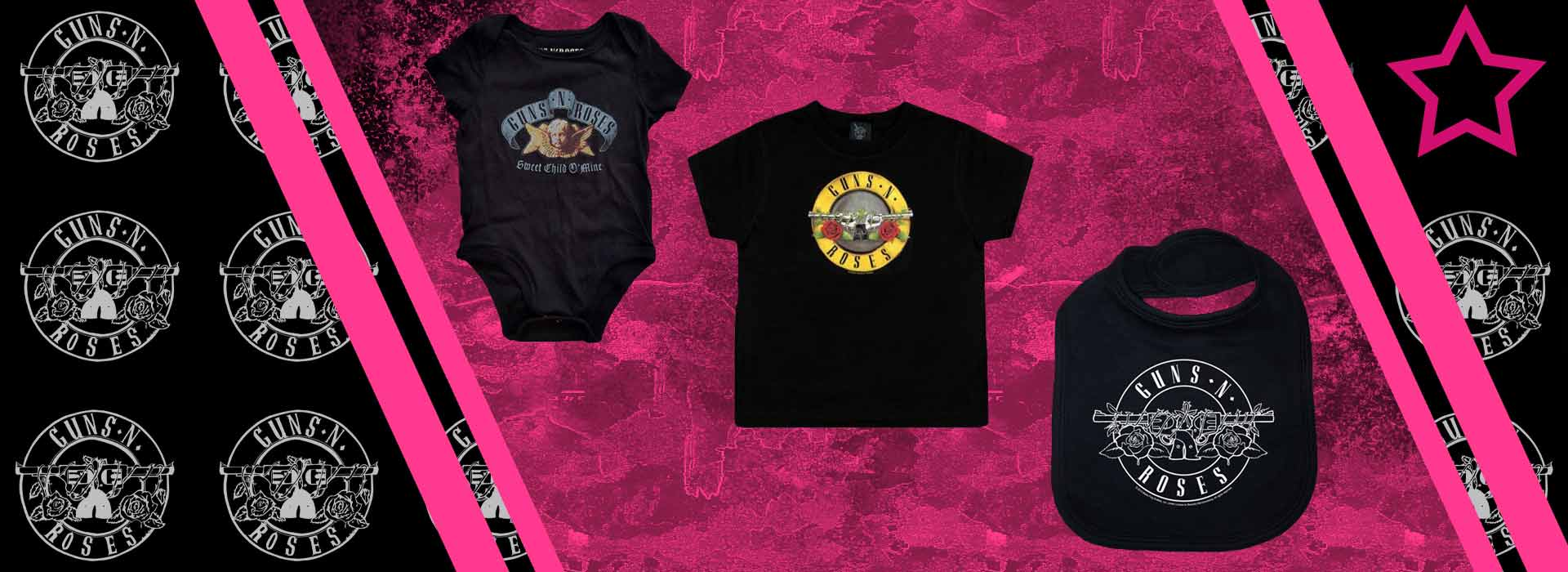 Rockin' kids and baby clothes