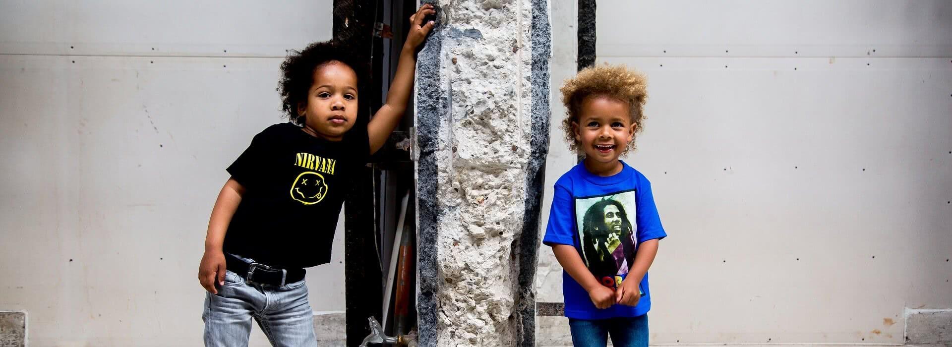 Kinder rock kleidung